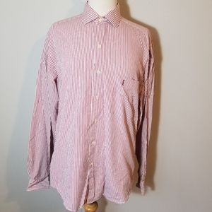Yves Saint Laurent Button Down Shirt Size 3